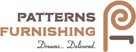 Patterns furnishing Logo
